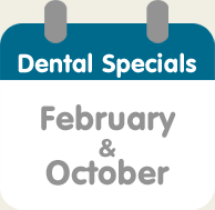 Mount Tabor Animal Hospital Dental Specials for February and November